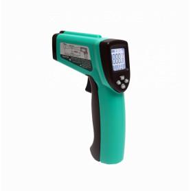 INFRARED -Termometro Infrarrojo Inalambrico req-bat-9V Display-iluminado