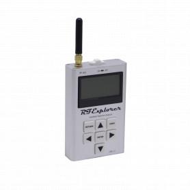 ANALYZER-2.4G -1-RF .SMA-H 2300-2500MHz 2,4GHz Analizador Espectro Bateria-Interna