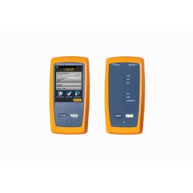DSX-600-PRO -FLUKE c/PLA 500MHz CU Certificadora Cat6A USB-MicroH USB-AH inc/Remoto