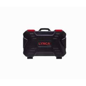 KH10 -LYNCA Maletita Porta Memorias 8-SD 12-MSD 4-CF Card box Negro/Rojo