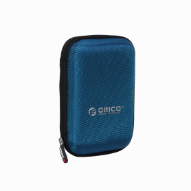 PHD-25-BL -ORICO Bolso Azul Porta Disco Duro Externo 2,5pulg Toshiba Canvio