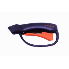 TACTIX -Cuchillo Seguridad Auto-Retractil inc-5-repuestos Cartonero TipTop