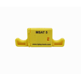 MSAT-5 -RIPLEY 1,9-3,0mm Sangradora Buffer Fibra Optica Tubo Holgado LooseTube