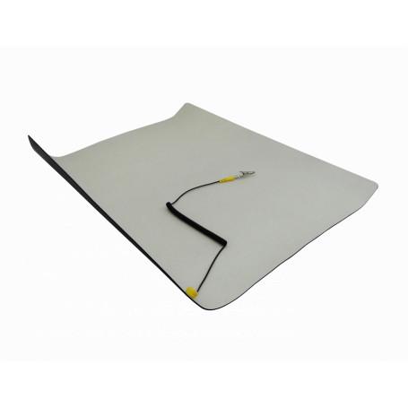 Cinturon-Maletin-Estuche  COMPUTER-MAT COMPUTER-MAT -Alfombra Antiestatica 50x60cm cable-100cm-Pinza 8BM-401A