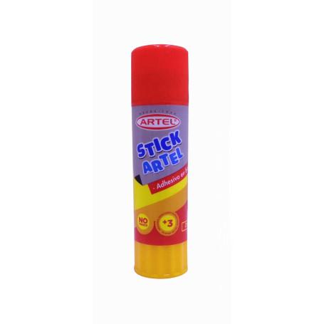 Pegamentos/Silicona  BARRA BARR -ARTEL Adhesivo Barra 21gr