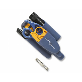 IS60 -FLUKE ProTool Kit PunchD914S Pelacable Eversharp66/110 Linterna Tijera