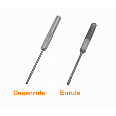 Punchadora  KIT-ED KIT-ED -Kit Enrule Desenrule WireWrap para union contacto sin soldar