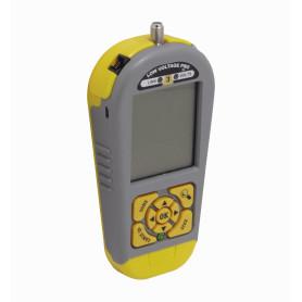 LVPRO3 -BYTEBROTHERS IP Tester PoE RJ45 RJ11/12 F-Hembra-Coaxial inc/Bat9V USB