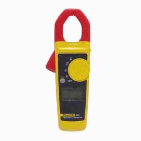 FLUKE-323 -FLUKE no-ilum no-temp Clamp Tenaza RMS inc-2-Pilas-AAA 400A 600VAC Ohm