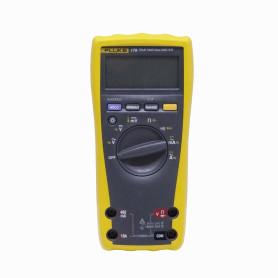FLUKE-179 -FLUKE RMS temp Multitester Amp Digital inc-Bateria9V 1000VDC 1000VAC