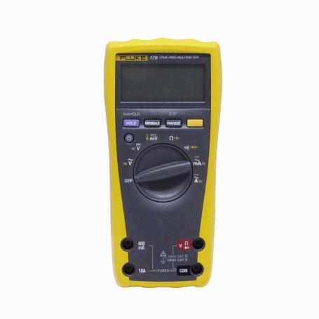 Tester Fluke FLUKE-179 FLUKE-179 -FLUKE RMS temp Multitester Amp Digital inc-Bateria9V 1000VDC 1000VAC