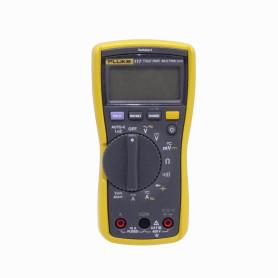 FLUKE-117 -FLUKE VoltAlert Amp Hz Multitester inc-Bateria9V 600VDC 600VAC 10A