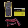 Tester Fluke FLUKE-117 FLUKE-117 FLUKE VoltAlert Amp Hz Multitester inc-Bateria9V 600VDC 600VAC 10A