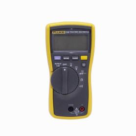 FLUKE-114 -FLUKE Multitester Digital inc-Bateria9V 600VDC 600VAC 6MOhm