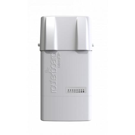 5ghz AC/LTU Conectorizado Mikrotik NETBOX5 NETBOX5 -MIKROTIK OUTDOOR 802.11AC 2X2 1-1000 2-RPSMA L4 RB911G-5HPACD-NB