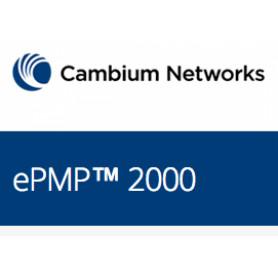 C050900S2KLA -CAMBIUM Licencia Upgrade EPMP-2000-Lite 10SM to Full-120SM