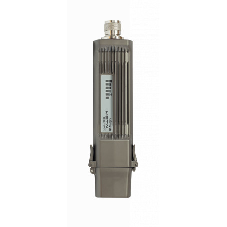 5ghz Conectorizado Mikrotik RBMETAL5SHPN RBMETAL5SHPN -MIKROTIK METAL 5GHZ 1.25W L4 400MHZ 64MB 1-N-M POE