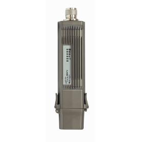 RBMETAL9HPN -MIKROTIK 900Mhz-Propietario 27dBm/500mW L4 1-N-Macho 1-100-POE/8-30VDC