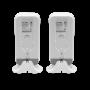 10/60GHz PtP/PtmP Mikrotik WIRELESS-WIRE WIRELESS-WIRE MIKROTIK Puente 60GHz 802.11ad 2-unids 1-1000 RouterOS-L3 60º inc-24V
