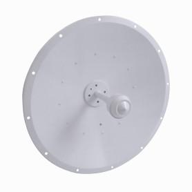 AF-2G24-S45 -UBIQUITI Antena 24dBi 2,4Ghz Polarizacion-45º especial para AF-2X