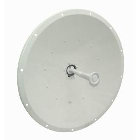 PBM10 -UBIQUITI 10GHz 34dBi Power Bridge Airmax solo-PtP inc-Antena-Dish