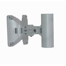 QMP -MIKROTIK Kit Montaje para-SXT-OmniTIK-BaseBox 1,5kg Poste/Tubo-65/35mm