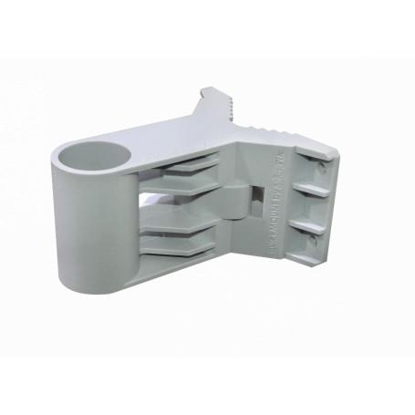 Soporte / Adaptador Mikrotik QM QM -MIKROTIK Kit Montaje SXT Poste 1,5kg Tubo-65/35mm 2,5 1-3/8pulg