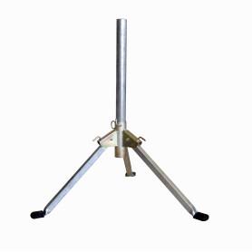 TRIPODE-2 -Tripode 85cm 2-Pulgadas para Antena Satelital Base Ajustable