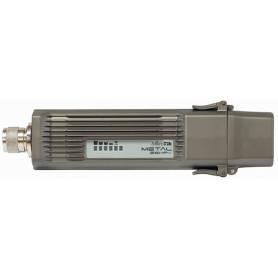 RBMETAL2SHPN -MIKROTIK METAL 2,4GHZ INC-6DBI-OMNI 32DBM/1.6W L4 1-N-M 1-100POE/8-30V
