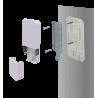Internet 4G Mikrotik WAP-LTE-KIT WAP-LTE-KIT MIKROTIK LTE1-2-3-7-8-20 1-Sim U.FL Ext 2,4GHz 22dBm 2x2-2dBi 1-100 L4