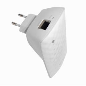 RE200 -TP-LINK Repetidor 5Ghz-433mbps-AC 2,4Ghz-300mbps 1-100 220V 3-Antenas