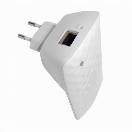 Interior Repetidor TP-LINK RE200 RE200 -TP-LINK Repetidor 5Ghz-433mbps-AC 2,4Ghz-300mbps 1-100 220V 3-Antenas