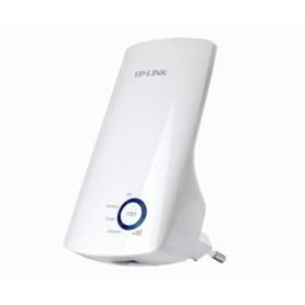 TL-WA850RE -TP-LINK Antena Interior 300mbps Repetidor WiFi 2,4Ghz 1-100 220V