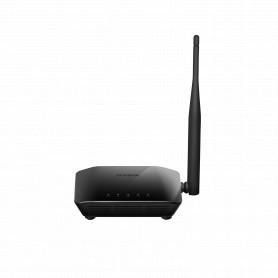 DIR-608 -D-LINK 2-LAN 1-WAN Antena-Fija-5dBi N150 inc12v/0,5A WiFi Router