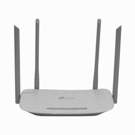 C50 -TP-LINK 5GHz-867mbps-AC 2,4GHz-300mbps 4-Antenas-Fijas 4-100 1-WAN