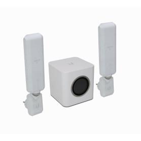 AFI-HD -AmpliFi 2-Extens 5-1000 USB Router-HD Mesh AC1300 N450 1750mbps 26dBm