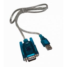 USB-RS232 -USB a Serial DB9-Macho RS232