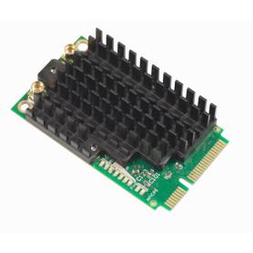 R11E-2HPND -MIKROTIK 2-MMCX 30DBM 2,4GHZ B/G/N 1000MW ATHEROS AR9580 MINIPCIE