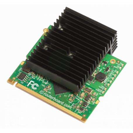 miniPCI miniPCI-e wifi Mikrotik R2SHPN R2SHPN -MIKROTIK 1-MMCX 32DBM 2,4GHZ B/G/N125 1.6W AR9223 MINIPCI 9-LED