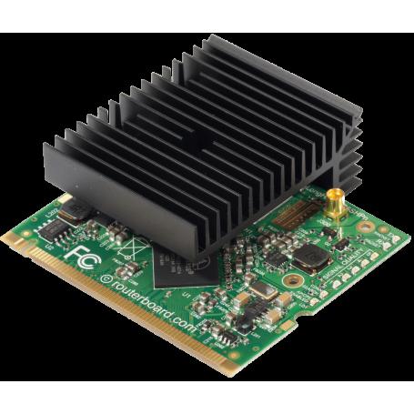 miniPCI miniPCI-e wifi Mikrotik R5SHPN R5SHPN -MIKROTIK 1-MMCX 29DBM 5GHZ A/N125 800MW AR9220 MINIPCI 9-LED
