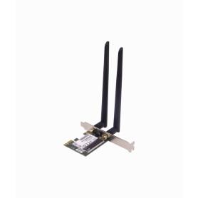 DWA-582 -D-LINK PCIe-x1 867mbps-5GHz 300mbps-2,4GHz 2-4,5dBi-RPSMA-H AC1200
