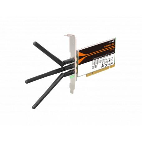 PCI PCIe wifi Dlink DWA-547 DWA-547 -D-LINK PCI 3-RPSMA N 650 WIFI