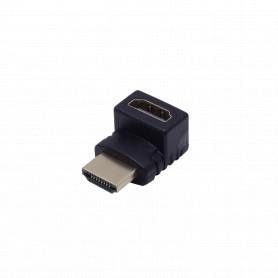 HDMI-LU - Angulo Vertical Arriba 90-Grados HDMI v2.0 H-M