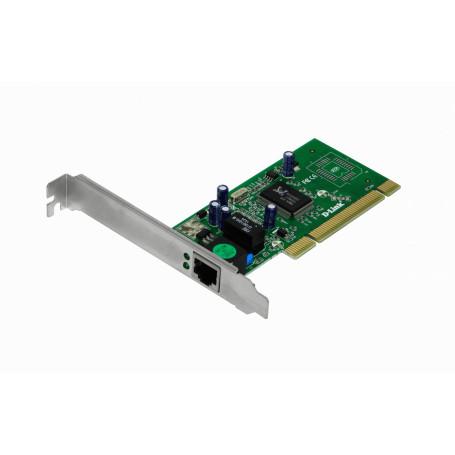 PCI RJ45 SFP Dlink DGE-528T DGE-528T -D-LINK TARJETA PCI 1-1000 1-RJ45 HIGH/LOW PROFILE