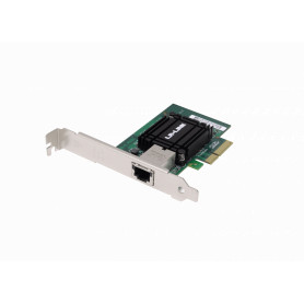 PCIE-10G -LR-LINK 1-10G-RJ45 PCIe-x4 Tarjeta Servidor 10gbps 10GBASE-T TN4010B0