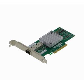 PCIEX-1SFP+ -LR-LINK PCIe-x8 1-SFP+10G NIC LREC6801AF Tarjeta ConnectX-2 p/Servidor