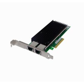 PCIE-10G2 -LR-LINK 2-10G-RJ45 PCIe-x8-2.0 Tarjeta Servidor 10gbps 10GBASE-T Dual