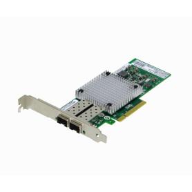 PCIEX-2SFP+ -LR-LINK PCIe-x8 2-SFP+10G NIC LREC9802BF Tarjeta Intel82599 p/Servidor