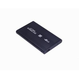 USB2-SATA -Cofre 2,5pulg SATA-USB2.0 no-permite-Poder UAB-AH inc-Cable-AM-AM