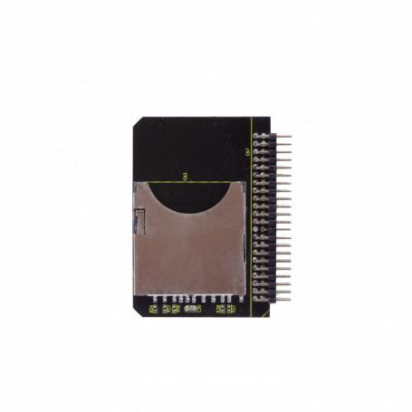 SATA / IDE Generico SD-IDE SD-IDE -Adaptador SD a IDE-2.5 44pin no-req-Fuente-Poder
